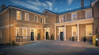 preview picture of video 'New Homes | Plot 6 - The Penthouse | Imperial Grove | Hadley Wood | Greater London | Banner Homes'