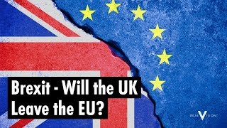 🔴 Brexit - Will the UK Leave the EU? (w/ Nigel Farage) | Real Vision Clasics