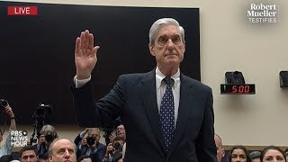 WATCH: Mueller's full testimony before the House Judiciary Committee
