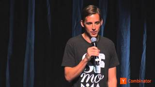 Chase Adam at Startup School 2013