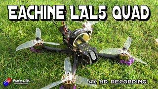 Eachine LAL5 4K FPV Quadcopter