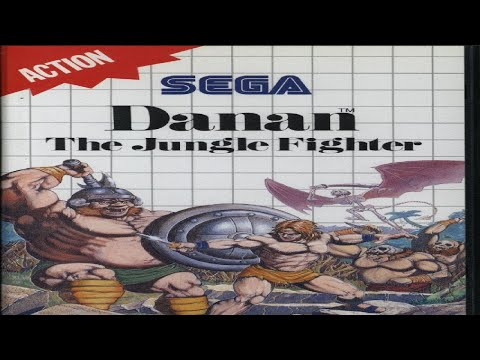 DANAN: THE JUNGLE FIGHTER - Sega Master System Gameplay Sample