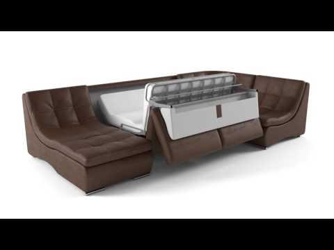 """<p>модульный диван</p> """"Бостон, модульный диван"""" GENIUSPARK"""
