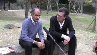 Studio 360 In Japan: Pico Iyer & Kurt Andersen In Nara