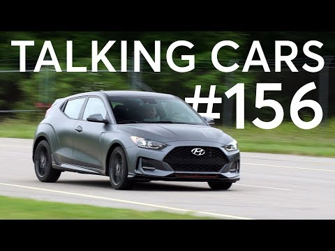 Memories from the Road; 2019 Hyundai Veloster | Talking Cars #156
