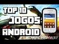 Os 10 Melhores Jogos Para Galaxy Y Pocket Ace 13 2014