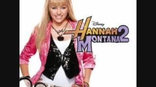 Hannah Montana/ Miley Cyrus - Nobody`s Perfect