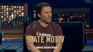 LATE MOTIV - José Díaz. '100 días de soledad'    #LateMotiv367