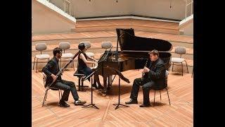 Beethoven Gassenhauer Trio op. 11, 1. mov. PHILHARMONIE BERLIN