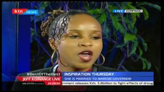 JKL: Inspirational Thursday; Mboya Kidero-Coca Cola president and Tom Mboya's Daughter, Part 2