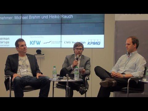 Michael Brehm und Heiko Rauch über erfolgreiche Exits