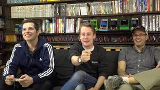 Macaulay Culkin plays The Pagemaster (SNES) James & Mike Mondays