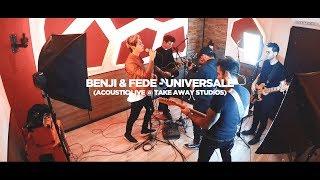 Benji & Fede - Universale (Acoustic Live)