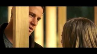 Dear John kissing scene - including 'Paperweight'