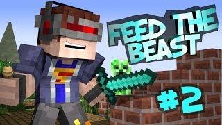 Feed The Beast - 'Unleashed' Part 2: Indiana Boner!