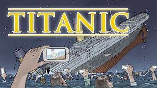 Титаник  -  новая история Смешная Озвучка пародия