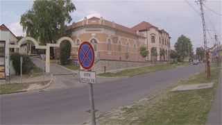 preview picture of video 'Hungary, Tab - walkthrough 2 (Full HD, GoPro)'