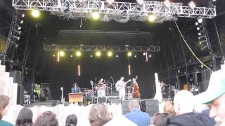 The Barr Brothers - Cloud (For Lhasa). Woods stage, End Of The Road festival 2014