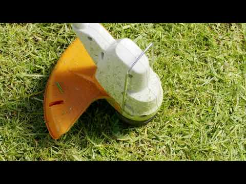 Stihl FSA 57 in Kerrville, Texas - Video 1