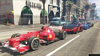 Quà tặng cho 500 AE Game Offline | Mod Siêu xe khủng trong GTA 5