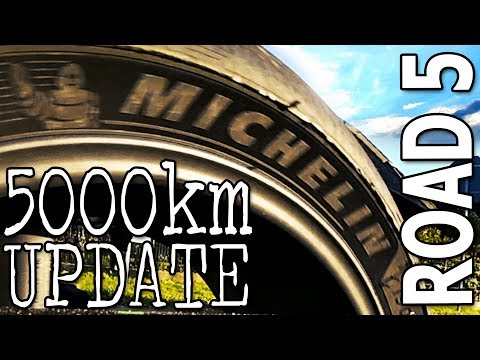 Michelin Road 5 – Review After 5000km