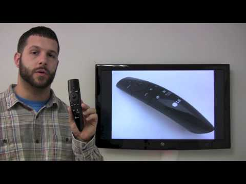 LG ANMR3004 TV Remote Control