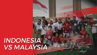 Tim Pelajar U-18 Indonesia Sangat Termotivasi Kalahkan Malaysia di ASFC 2019