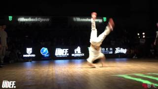 Polskee Whakz Vs Pocket/Kuzya/Sunni | Top 32 | Silverback Open 2016 | Pro Breaking Tour | BNC