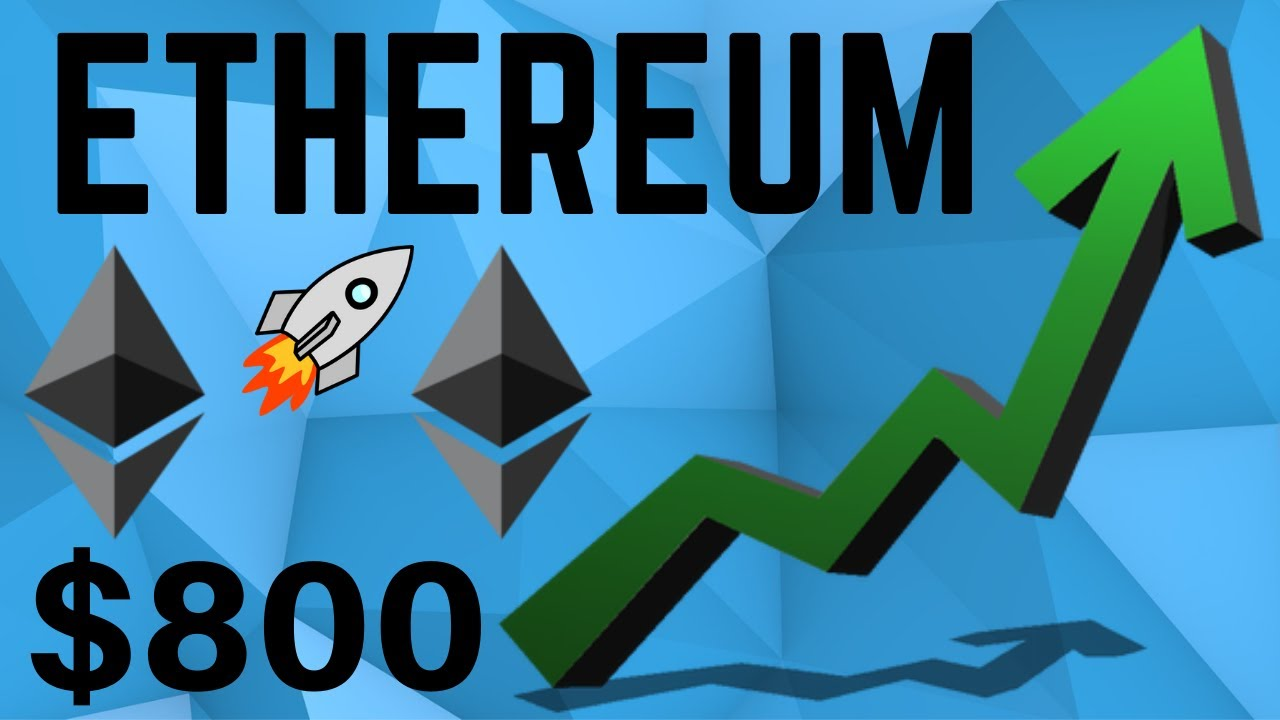 Ethereum Has HUGE BREAKOUT Potential To $800 If It Can Hold HERE!