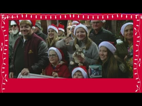 Each year, Trinity Exteriors donates a portion of its sales to Toys for Tots! This year with all the storms and strong customer referrals means Team Trinity was able to give more than $3500 to the cause. Check us out here on KARE 11 presenting the check!