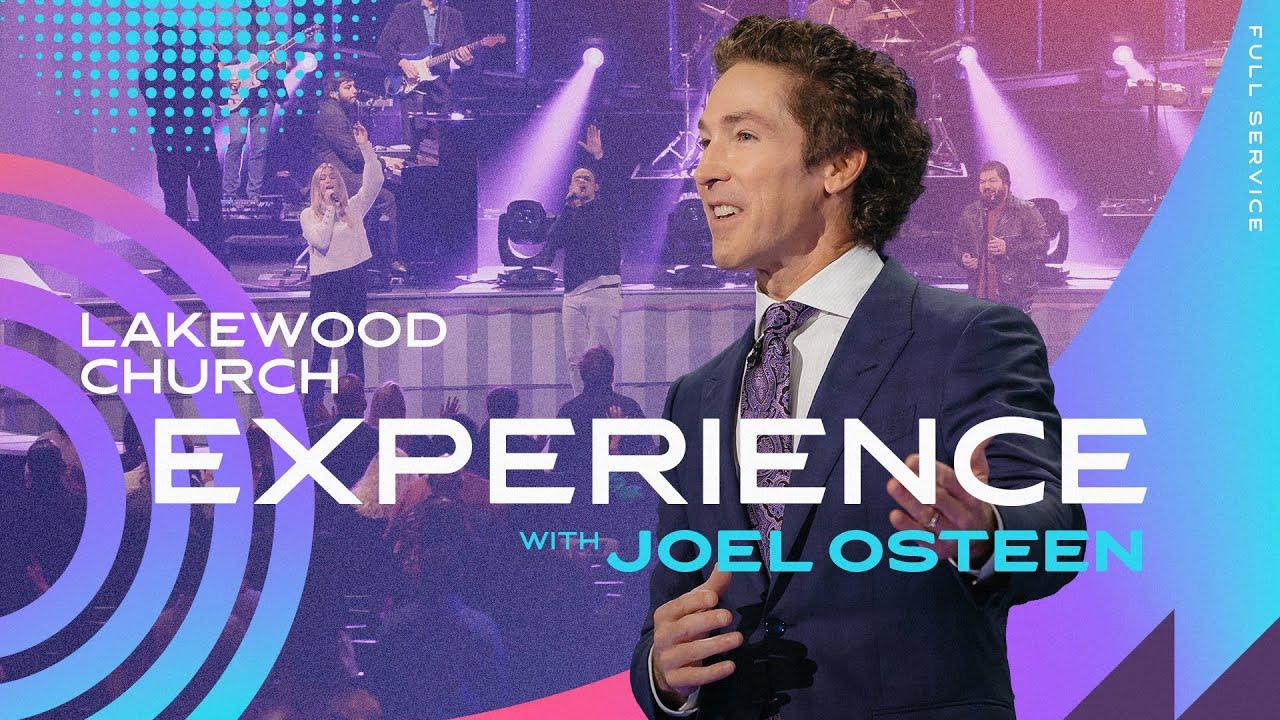 Joel Osteen Sunday 20 June 2021 Live Service at Lakewood Church
