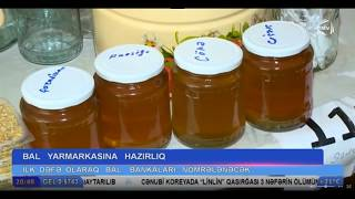 Preparation for Honey Fair
