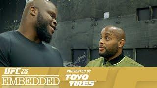 UFC 226 Embedded: Vlog Series - Episode 5