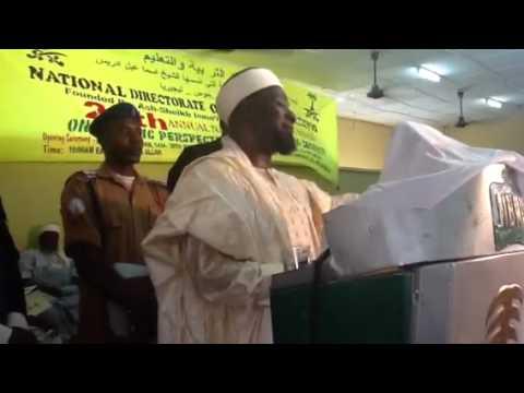 Sheikh Yusuf muh'd sambo Rigacikun