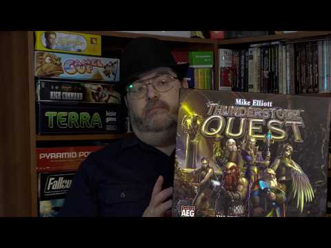 Thunderstone Quest Review - Board on the Bayou