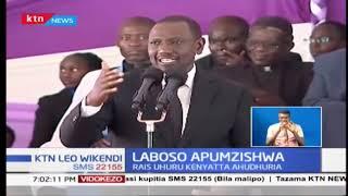 Marehemu DKT Joyce Laboso azikwa Fort Tenan Kisumu