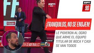 #Montiel será duda para el #Superclásico y en #ESPNF90 analizamos las posibles alineaciones