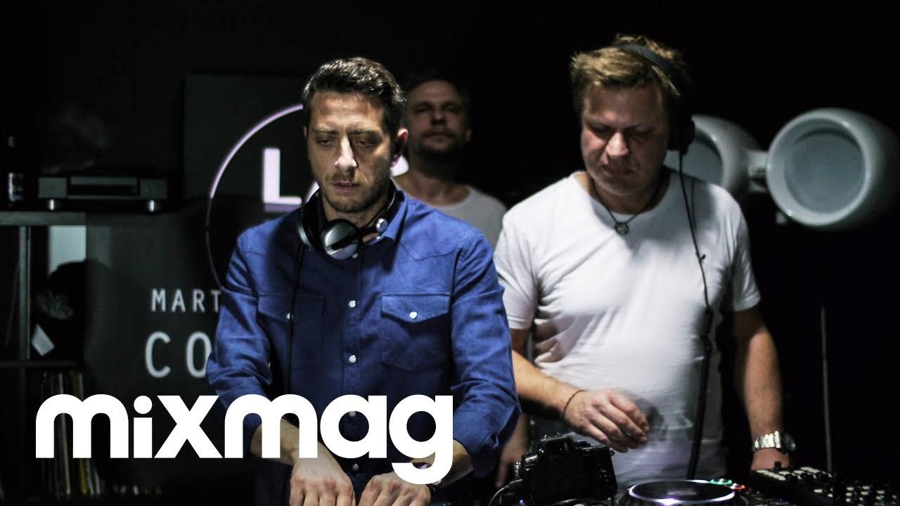 Davide Squillace, Martin Buttrich and Timo Mass - Live @ Mixmag Lab LDN 2016