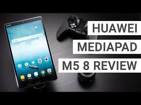 Huawei MediaPad M5 8 Review: The Best 8-inch Tablet In 2018