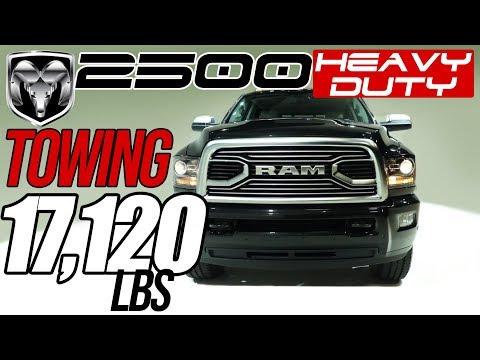 BEAST Ram 2500! TUNGSTEN LIMITED Heavy Duty | Hauling | Towing | Kendall, FL
