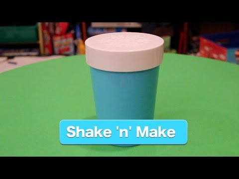 Shake 'n' Make Ice Cream Maker Review