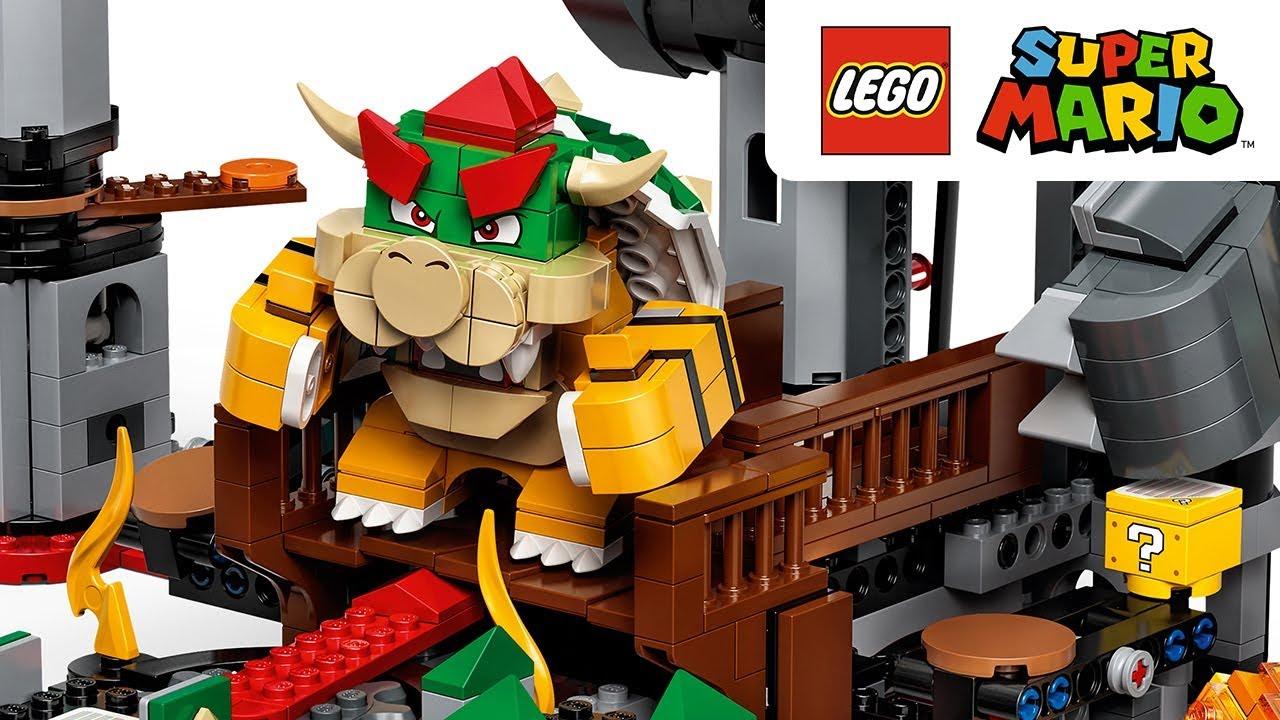 レゴ®スーパーマリオ 開発者による紹介ムービー