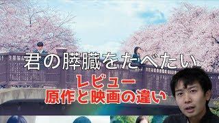 mqdefault - 【レビュー】映画「君の膵臓をたべたい」と原作との決定的な違いは何?泣けるポイントはどこ?