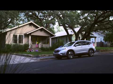 Honda Commercial for Honda CR-V Touring (2014 - 2015) (Television Commercial)