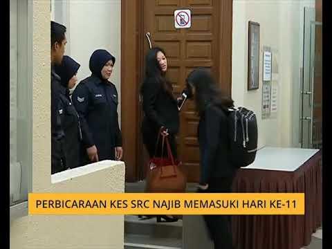 Perbicaraan kes SRC Najib memasuki hari ke-11