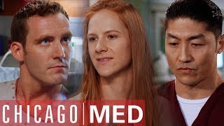 Wife Secretly Poisons Her Husband To Keep Him Off Duty | Chicago Med