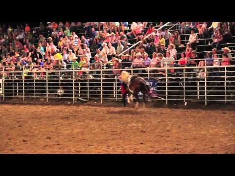 Equestrian Specialty Act | All American Cowgirl Chicks 2013