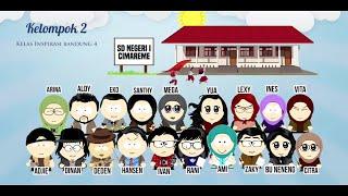 Kelas Inspirasi Bandung 4  SDN 1 Cimareme