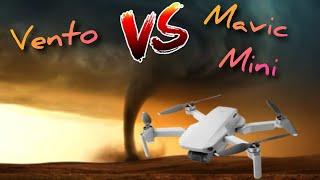 Mavic Mini - Como ele se Comporta em ventos Fortes
