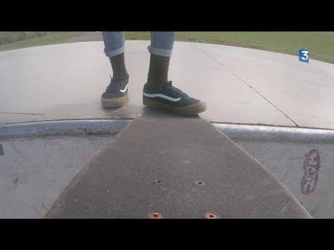 La culture Skate  à Clermont-Ferrand